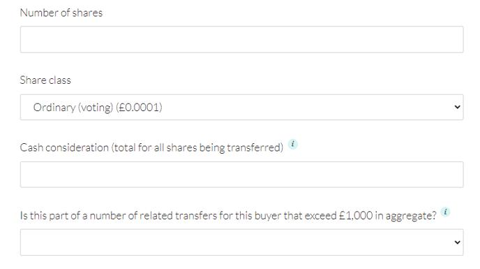 Stock transfer FAQ 1